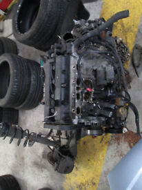 FORD FIESTA 2004-2008 1.2 FUJA ENGINE AND GEARBOX FOR SALE