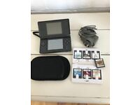 Nintendo DS, Pouch, Games (Australian plug will need adaptor)