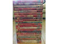 22 x Barbie Movies (DVDs)