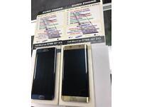 2X Samsung galaxy S6 edge plus -32GB-Unlocked to any network 249£ each