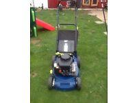 Xtreme 147cc Self Propelled Petrol Lawnmower cut 47cm works great cb5 £85