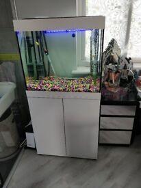 Juwel Lido 200 Aquarium fish tank cabinet