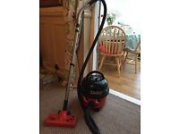 Henry vacuum cleaner with airo brush head, ideal for picking up dog hairs