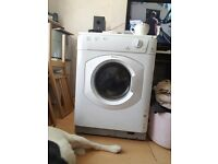 Hotpoint Aquarius TVM560 vented dryer