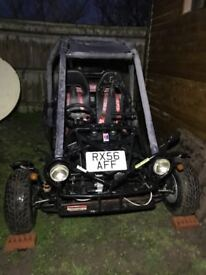 250cc buggy. Road legal.