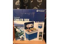 Outwell camping cooler box