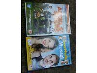 2 Scottish movies dvds