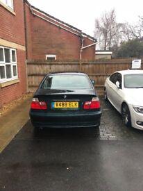 E46 BMW 318i FOR SALE 10 MONTHS MOT £600 ono