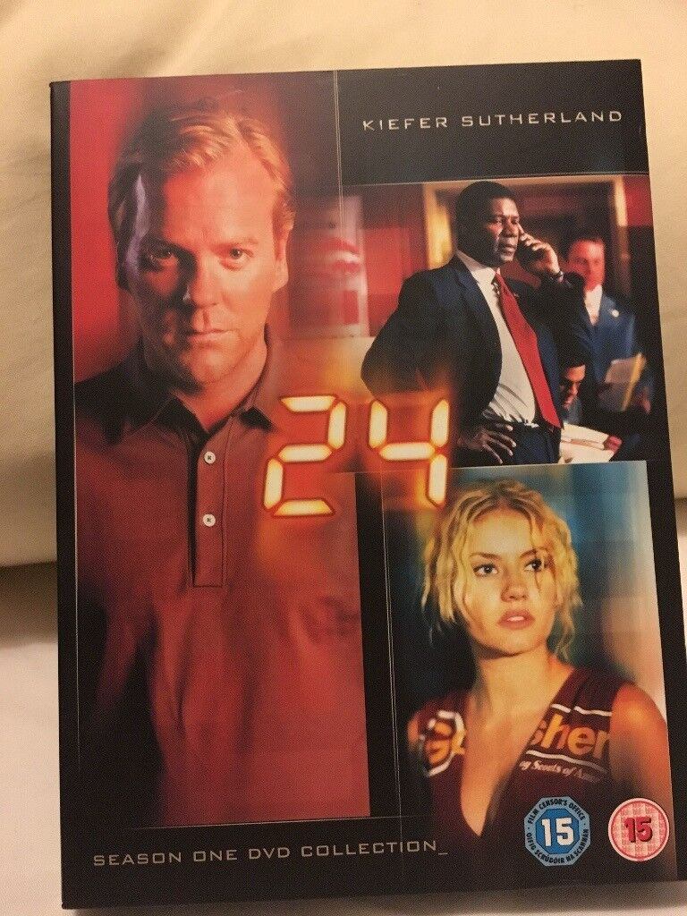 24 - Seasons 1 - 8 (Collection Only)