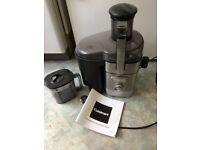 Cuisinart CJE-1000U Juicer, Silver