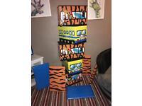 Toy boxes/storage