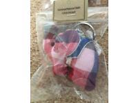 15 Handmade Elephant Keyrings