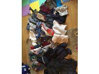 💙massive bundle of baby boys clothes, 6-12 months LOADS!