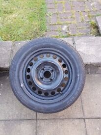 BRAND NEW!!!! Continental 185/55 R15 82H + Wheel For Corsa C