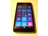 Nokia Lumia 535 Windows Phone 8Gb unlocked.