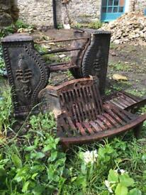 Fire Place, used. Good Condition