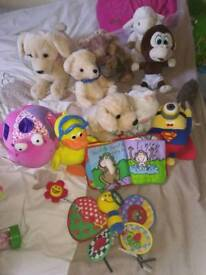 Toys, Kid's stuff