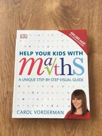 How to help your kids with Maths by Carol Vorderman