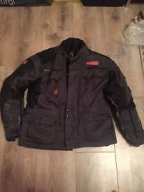 Akito Desert 3 in 1 Motorcycle Jacket