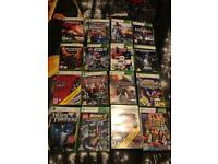 Xbox 360 including over 30 Games