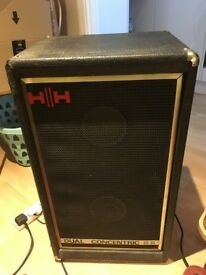 HH 212DC Dual Concentric Speakers Vintage Retro PA DJ 100watts 16ohms Sound System