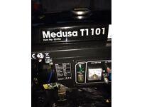 Medusa T1101 petrol generator