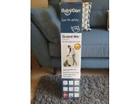 Brand new in box Baby Dan autoretractable stair guard rrp £45