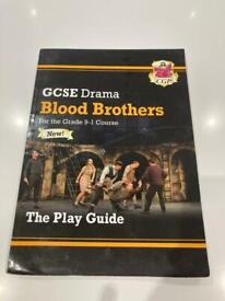 GCSE Drama Blood Brothers revision guide