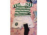 9-12 month Celtic strip