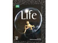 Life by David Attenborough DVD