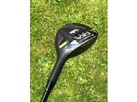 Adams V3 Hybrid 3-iron, lightweight stiff shaft, with matching headcover, £20.00