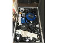 Mixer case/accessories box. Everything comes with it!