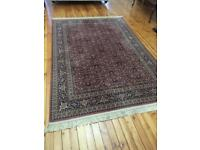 Lovely wool rug
