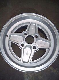 Ford Escort Rs2000 mk2 alloy wheel
