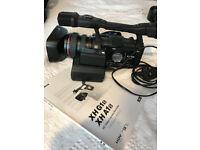 Canon XHA1S 3CCD Digital Camcorder (1.67 Megapixels, 20x Optical Zoom 1/3 inch)