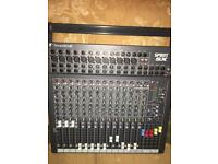 PA system Martin Audio / 20 Channel desk / effects / speakers