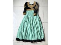 Asian Long dress