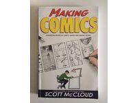 """""""Making Comics"""" by Scott McCloud"""