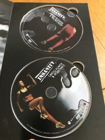 INSANITY - 10 DVD Workout Set - in Excellent condition