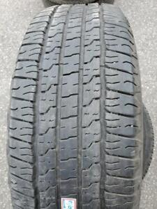 2 PNEUS ETE GOODYEAR 265 70 17  - 2 SUMMER TIRES