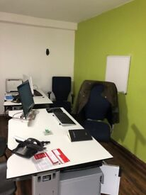 Fully Refurbished Independent Office Unit in Ilford Town center with Internet Facilities