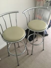 Kitchen chairs like New !