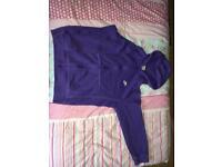 Nike Jacket (purple)