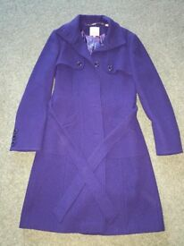 Ted Baker Blue Coat – Good Condition