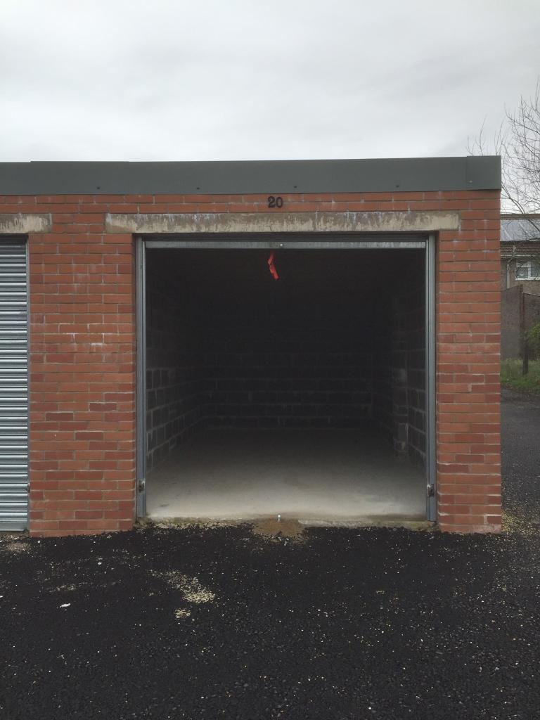 Lock-up storage garage(s) available for rent