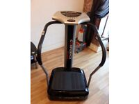 CONFIDENCE FITNESS EXERCISE VIBRATING PLATE