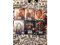 Doctor Who Limited Collectors Edition Steelbooks!