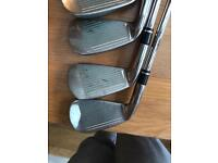 Nike NDS golf irons/clubs 3-SW
