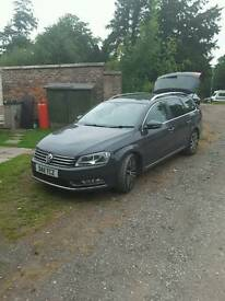 Vw passage 170 sports blumotion estate