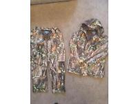 Deerhunter Cheatha Realtree MAX-4 camouflage suit